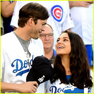 Dimitri Kutcher: Mila Kunis & Ashton Kutcher's Son's Name!