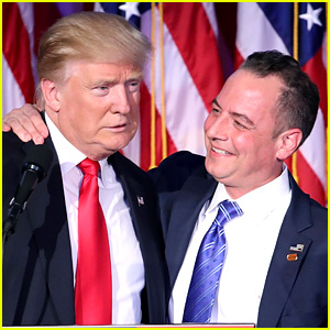Donald Trump's Chief of Staff Seemingly Compares Him to Jesus