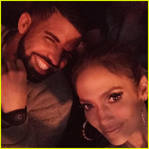 Drake & Jennifer Lopez Are Reportedly Just Friends 'Making Beautiful Music'