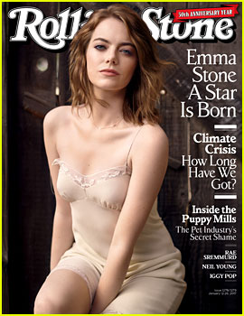 Emma Stone Speaks to Her Potential Oscar Nomination for 'La La Land'