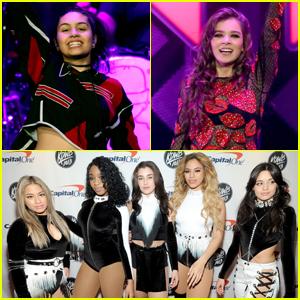 Fifth Harmony & Hailee Steinfeld Rock St. Paul Jingle Ball