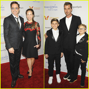Gavin Rossdale Dedicates Make-A-Wish Gala Performance To His Sons: 'My Boys, I Love You with All My Heart'