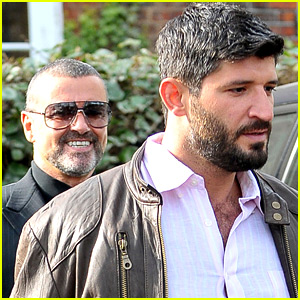 George Michael's Boyfriend Tweets About Finding Him Dead in Bed