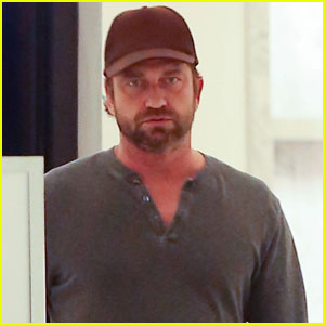 Gerard Butler's Movie 'Geostorm' Gets Pricey Reshoots