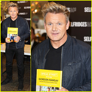 VIDEO: Gordon Ramsay Will Offer Online-Video Cooking Classes In 2017!
