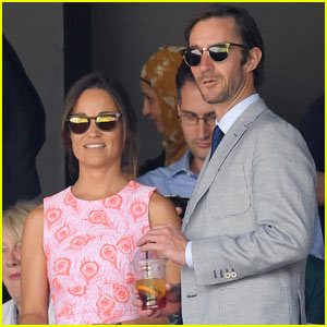 Pippa Middleton & Fiance James Matthews Reportedly Set Spring 2017 Wedding Date!