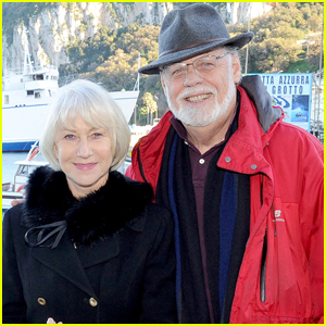 Helen Mirren & Husband Taylor Hackford Get Honored at Capri Film Fest