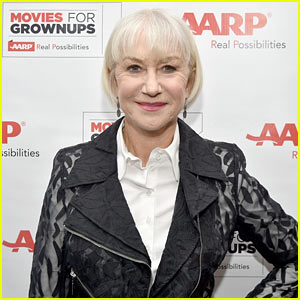 Helen Mirren on Her Image in Hollywood: 'I'm Not Sexy'