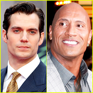 Henry Cavill & Dwyane Johnson Tease a Superman/Black Adam Movie on Christmas