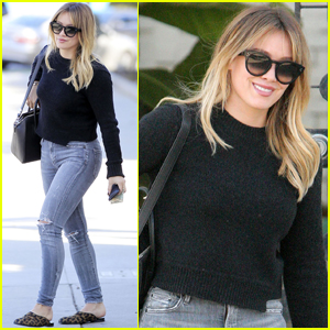 Hilary Duff Felt Judged For Having a Baby 'Too Soon'