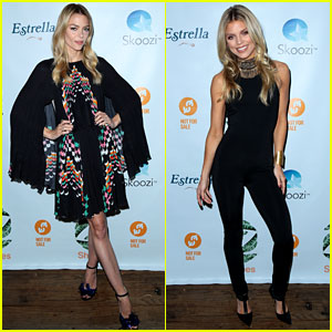 Jaime King, AnnaLynne McCord, & More Show Support for Pal Oliver Trevena's Charity Event!
