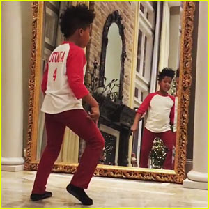VIDEO: Jennifer Hudson's Son David Channels Michael Jackson in Adorable Video!
