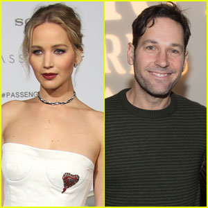 Jennifer Lawrence Knew She Made It When Paul Rudd Asked Her to Be Friends