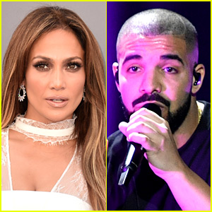 Jennifer Lopez & Drake Kiss & Dance at a Prom Night Party