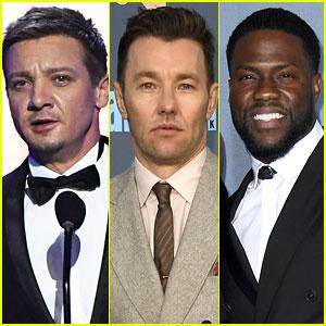 Jeremy Renner, Joel Edgerton & Kevin Hart Attend Critics' Choice Awards 2016