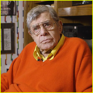 VIDEO: Comedian Jerry Lewis' 'Painfully Awkward' Interview Goes Viral