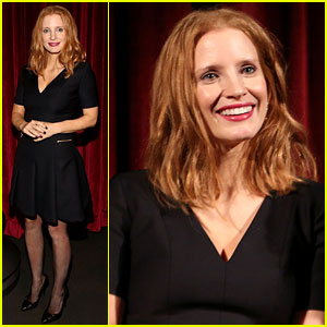 Jessica Chastain Explains Why She's a 'Nasty Woman'