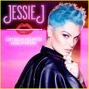 VIDEO: Jessie J Debuts Cover Of 'Can't Take My Eyes Off You' For Make Up For Ever!