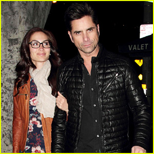 John Stamos Goes on a Date with Girlfriend Caitlin McHugh!