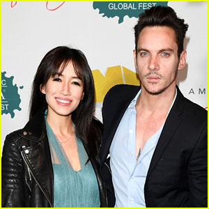 Jonathan Rhys Meyers' Fiancee Mara Lane Is Pregnant! (Photos)