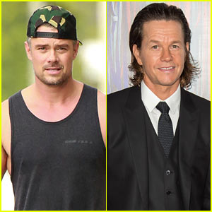 Josh Duhamel Asks 'Transformers: The Last Knight' Co-Star Mark Wahlberg for Parenting Advice!