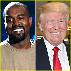 Kanye West Got a Gift From Donald Trump at Their Meeting