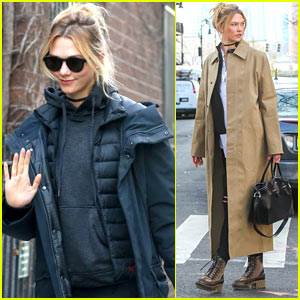 Karlie Kloss Shows Off Her Boxing Skills in Australia!