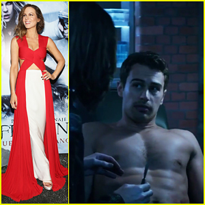 VIDEO: Kate Beckinsale Performs Surgery On Shirtless Theo James In New 'Underworld: Blood Wars' Clip!
