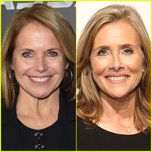 Katie Couric & Meredith Vieira Will Guest Host 'Today Show'
