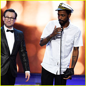 VIDEO: Actor Keith Stanfield Crashes Stage to Accept the Critics' Choice Award That His Show Lost