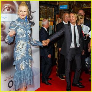 Keith Urban Helps Nicole Kidman Bring 'Lion' Home To Australia!