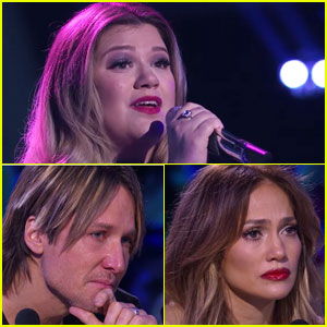VIDEO: Relive Emotional Live Performance That Earned Kelly Clarkson a Grammy 2017 Nomination!