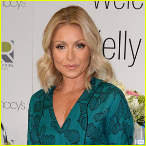 Kelly Ripa Provides Update on Finding New 'Live!' Co-Host