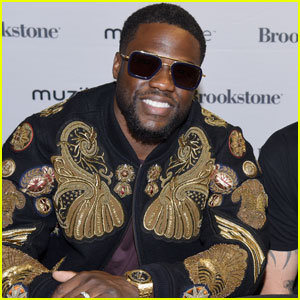Kevin Hart Says He Doesn't Have An Angry Bone in His Body