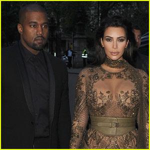 Kim Kardashian & Kanye West Attend Therapy Separately