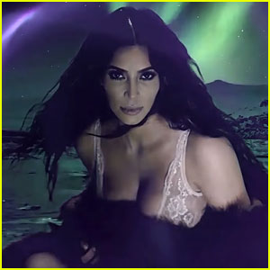 Kim Kardashian Stars in 'Love' Advent Video Preaching 'Peace on Earth'
