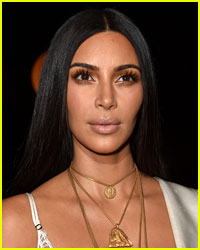 Kim Kardashian Resurfaces at Holiday Party (Photos)
