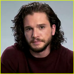 VIDEO: Kit Harington Shares the Woes of Having a Birthday Right After Christmas!