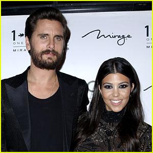 Kourtney Kardashian & Scott Disick Are Back Together (Report)