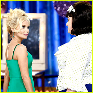 VIDEO: Kristin Chenoweth Slays 'Miss Baltimore Crabs' During 'Hairspray Live'