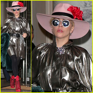 Lady Gaga Recommends This Book for the Holidays!