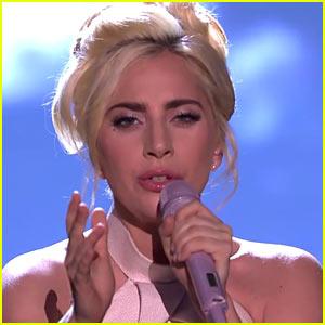 VIDEO: Lady Gaga Performs 'Million Reasons' at the Royal Variety Performance 2016!