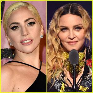 Lady Gaga Praises Madonna on Twitter, Fans React