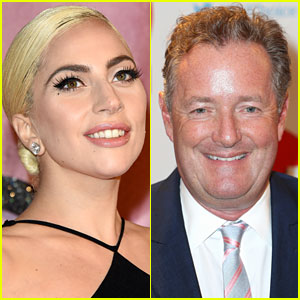 Lady Gaga Responds to Piers Morgan's Claims About Her PTSD