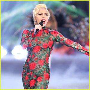 VIDEO: Lady Gaga Performs 'Million Reasons' & More at Victoria's Secret Fashion Show 2016!