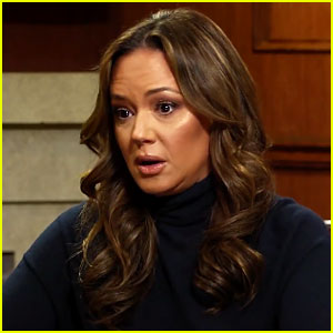 VIDEO: Leah Remini Tells Church of Scientology to File Lawsuit