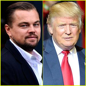 Leonardo DiCaprio Meets with Donald Trump to Discuss Environment