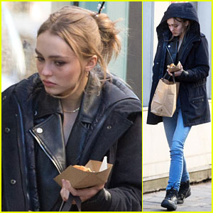 Lily-Rose Depp Writes Thank You Note to Chanel!