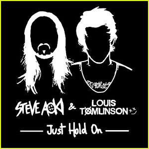 Louis Tomlinson: 'Just Hold On' Stream, Lyrics & Download - Listen Now!