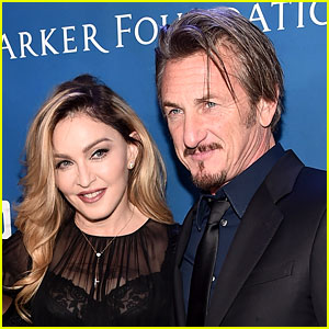 VIDEO: Madonna Offers to Remarry Sean Penn for Charity!